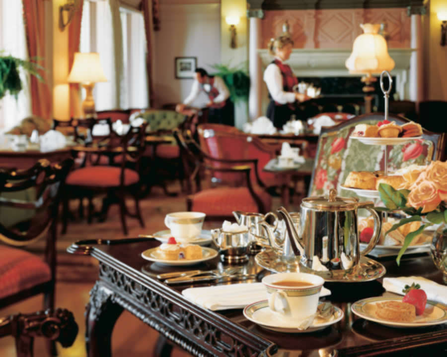 the fairmont empress, empress, tea, afternoon tea